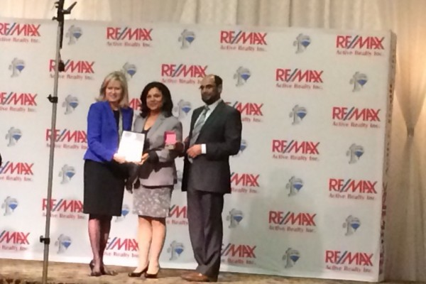 Real Estate Awards. Real Estate Recognition and Appreciation