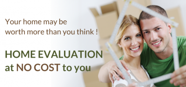 Free Home Evaluation at No cost to you