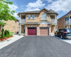 Semi Detached Home in Brampton
