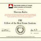 Sheema Kalra-Real Estate Broker