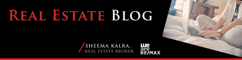 Real Estate Blog in Mississauga, Brampton, Milton, Oakville and Toronto