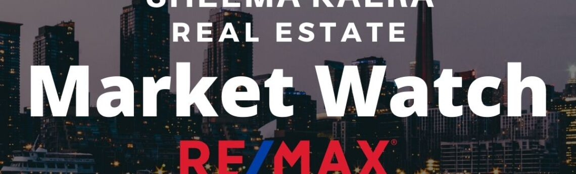 August 2020 Real Estate Market Watch